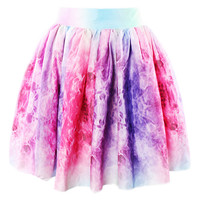 Electric Bloom Skirt (LAST ONE)