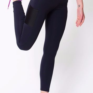 Black Work It Legging