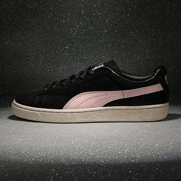 Puma Suede Valentine His Fashion Old Skool Sneakers Sport Shoes