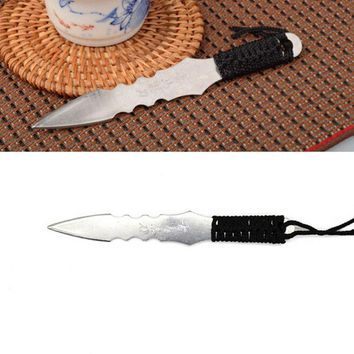 1 Pcs Cheapest Tea Knife,Puerh Tea Knife Needle Puer knife cone stainless steel metal insert tea set thickening puer knife tea
