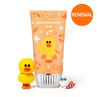 [MISSHA] (Line Friends Edition) All-Around Safe Block Waterproof Sun SPF50 / PA+++