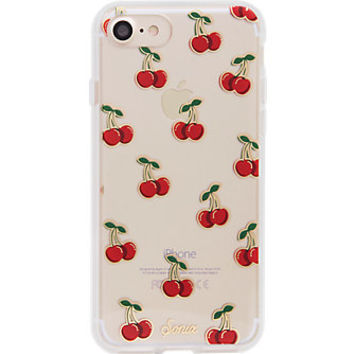 Sonix ClearCoat Case for iPhone 7 - Cherry Bomb/Red - Verizon Wireless