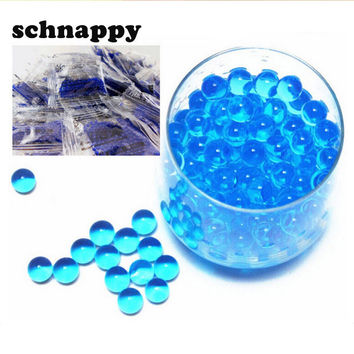 10000Pcs/pack Bullet Balls For Water Guns Pistol Toys Growing Crystal Water Balls Mini Round Soil Water Beads Kids Magic Toys