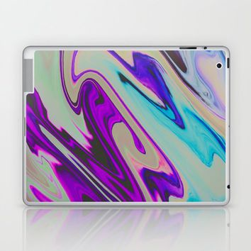 Tear Blinded Eyes Laptop & iPad Skin by duckyb