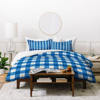 Holli Zollinger Gingham Duvet Cover