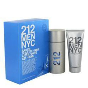 212 Gift Set By Carolina Herrera