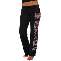Nebraska Cornhuskers Ladies Frosh Fleece Sweatpants - Black