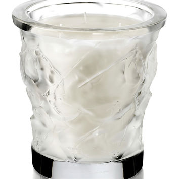 Ocean Crystal Candle, 750g - Lalique