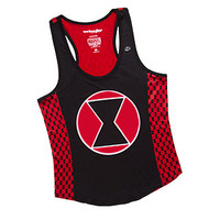 Black Widow Athletic Tank