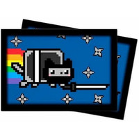 NinjaNyan Nyan Cat Small Deck Protector Sleeves