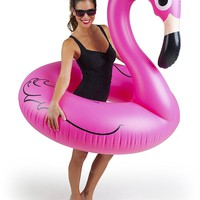 Pink Flamingo Pool Float - LAST ONE!
