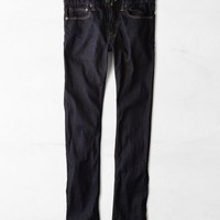 AEO Men's Slim Core Flex Jean (Dark Rinse)