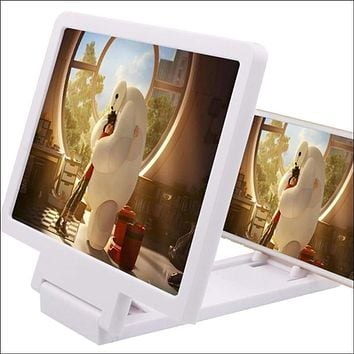 3D Mobile Phone TV Screen Magnifier