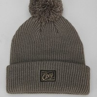 OBEY Old-Time Pompom Beanie - Urban Outfitters