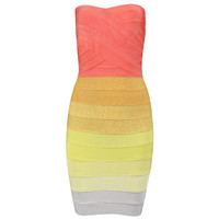 Aliexpress.com : Buy Free Shipping 2013 Retro Fashion Elegant Noble Bright Candy Colors Hit The Color Slim Sexy Bandage Dress Prom Wedding from Reliable Bandage Dress suppliers on Online Store 419525