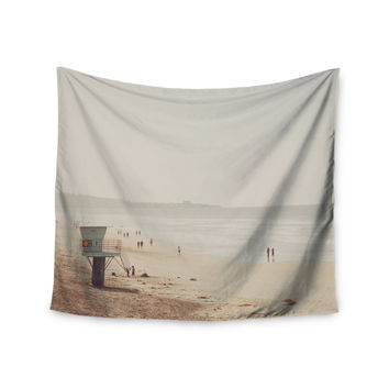 "Myan Soffia ""Beach Day"" Beach Ocean Wall Tapestry"