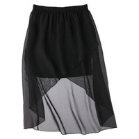 D-Signed Girls'  Skirt Black