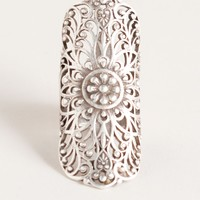 GET LACED CUTOUT FILIGREE RING