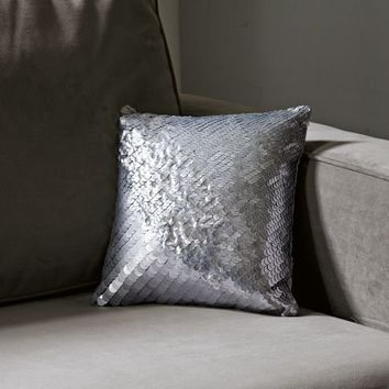 Deco Sequin Pillow | west elm