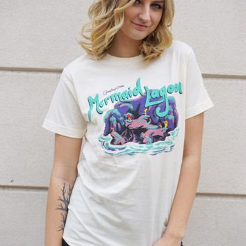 Greetings From The Mermaid Lagoon Tee