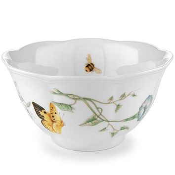 Butterfly Meadow® Rice Bowl by Lenox