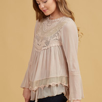 Altar'd State Reggio Top - Tops - Apparel