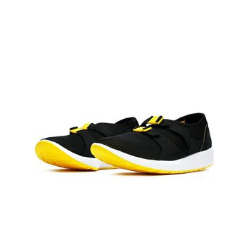 HCXX Nike AIR SOCK RACER OG - Black/Tour Yellow-White