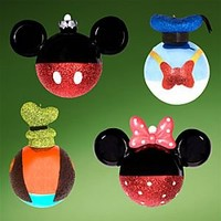 Mickey and Friends Ornament Set | Disney Store