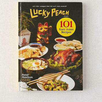 Lucky Peach Presents 101 Easy Asian Recipes | Urban Outfitters
