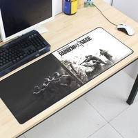DCCKFS2 Rainbow Six Siege mousepad 800x300x2mm pad to mouse computer mouse pad best seller gaming padmouse gamer to keyboard mouse mats