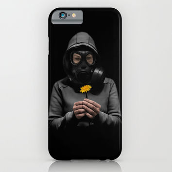 Toxic Hope iPhone & iPod Case by Nicklas Gustafsson