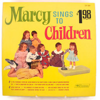 "Hello Dolly - Vintage 1960s Creepy Doll Record: Marcy Sings to Children, ""When Mr. Satan Knocks At My Heart's Door"" & Other Hits"