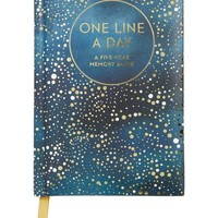 One Line a Day: A Five-Year Memory Book | Nordstrom