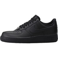 Nike Air Force 1 - Black/Black