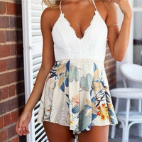 Hippie Love Romper