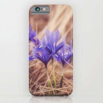 Small Iris iPhone & iPod Case by Cinema4design | Society6