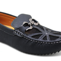 Men's Driving Shoes Comfort Deck Loafers - Barro