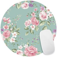 Flowers for Mom Mouse Pad Decal