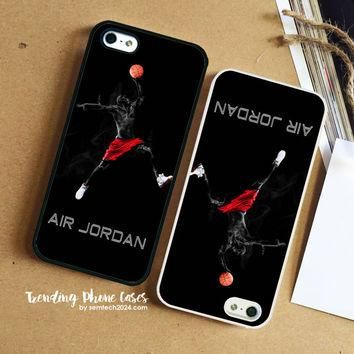 Air Jordan iPhone Case Cover for iPhone 6 6 Plus 5s 5 5c 4s 4 Case