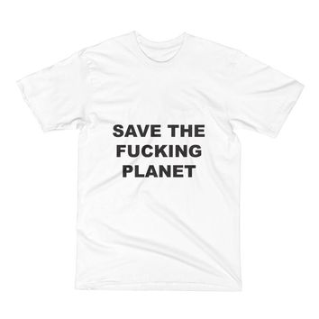 Save the Fucking Planet Tee