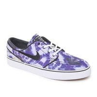 Nike SB Zoom Stefan Janoski Premium Tie Dye Shoes - Mens Shoes - Black