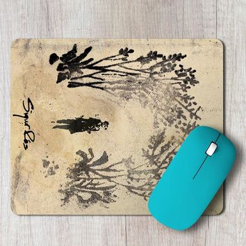Rectangle Mouse Pad Sigur Ros