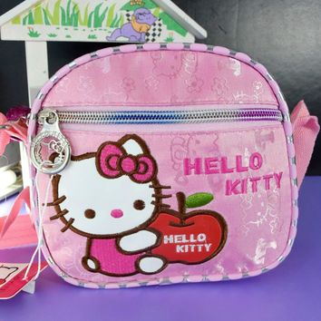 New Hello kitty Messenger Bag Purse yey-8302p