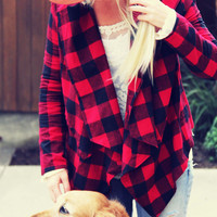 Lake Wenatchee Plaid Jacket