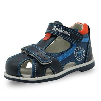 Toddler/Kids Closed Toe Orthopedic Sandals