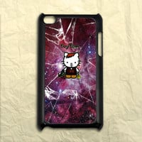Nebula Hello Kitty Daryl Dixon iPod Touch 4 Case