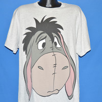 90s Eeyore Winnie The Poo t-shirt Extra Large