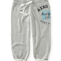 Aero NYC Athletic Heritage Capri Sweat Pants - Aeropostale