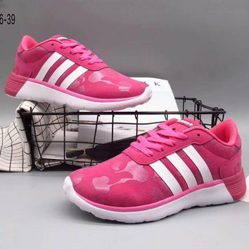 ADIDAS NEO Women Running Sport Casual Shoes Sneakers G-A36H-MY