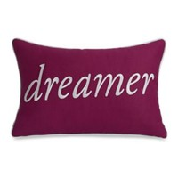 Vortex Dreamer Oblong Toss Pillow
